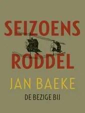 Omslag Seizoensroddel - Jan Baeke