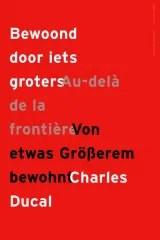 Omslag Bewoond door iets groters - Charles Ducal