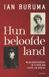 Omslag Hun beloofde land - Ian Buruma