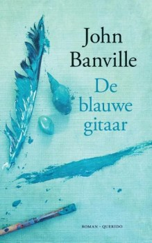 Omslag De blauwe gitaar - John Banville