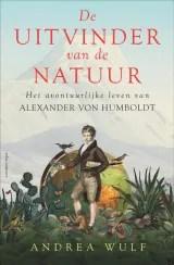 Omslag De uitvinder van de natuur - Andrea Wulf