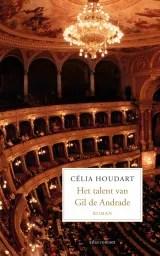 Omslag Het talent van Gil de Andrade - Célia Houdart
