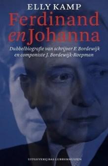 Omslag Ferdinand en Johanna - Elly Kamp