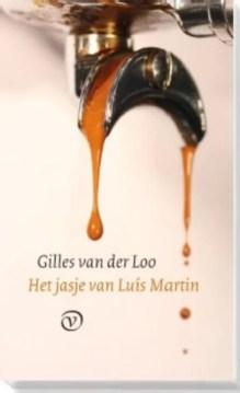 Omslag Het jasje van Luís Martin - Gilles van der Loo