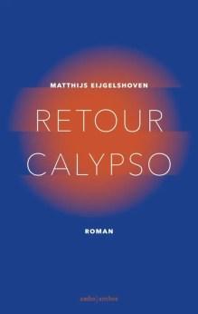 Omslag Retour Calypso - Matthijs Eijgelshoven