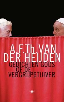 Omslag Gedichten Gods of De vergrijpstuiver - A.F.Th. van der Heijden