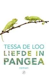 Omslag Liefde in Pangea - Tessa de Loo
