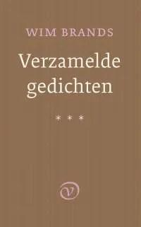 Omslag Verzamelde gedichten - Wim Brands
