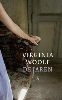 Omslag De jaren - Virginia Woolf