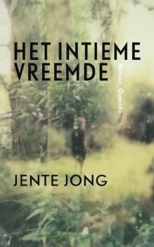 Omslag Het intieme vreemde - Jente Jong