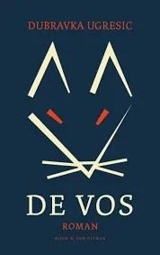Omslag De vos - Dubravka Ugresic