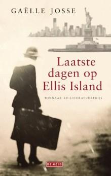 Omslag Laatste dagen op Ellis Island - Gaëlle Josse