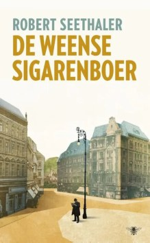 Omslag De Weense sigarenboer - Robert Seethaler