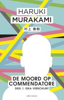 Omslag Moord op Commendatore - Haruki Murakami