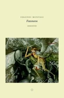 Omslag Finisterre - Eugenio Montale