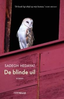Omslag De blinde uil - Sadegh Hedayat