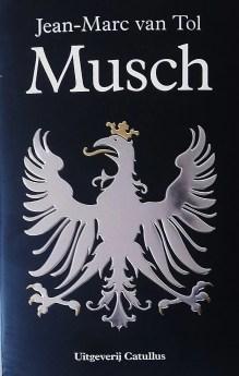 Omslag Musch - Jean-Marc van Tol