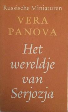 Omslag Het wereldje van Serjozja - Vera Panova