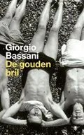 Omslag De gouden bril - Giorgio Bassani