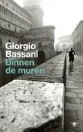 Omslag Binnen de muren - Giorgio Bassani