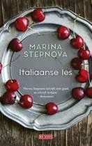 Omslag Italiaanse les - Marina Stepnova