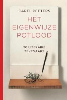 Omslag Het eigenwijze potlood (2018) - Carel Peeters