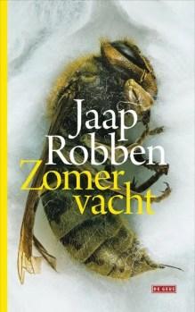 Omslag Zomervacht - Jaap Robben