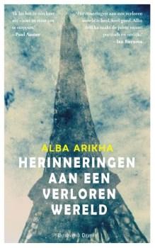 Omslag Herinneringen aan een verloren wereld - Alba Arikha