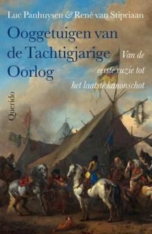 Omslag Ooggetuigen van de Tachtigjarige Oorlog - Luc Panhuysen ; René van Stipriaan