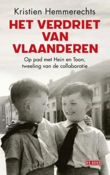 Omslag Het verdriet van Vlaanderen - Kristien Hemmerechts