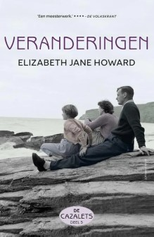 Omslag Veranderingen - Elizabeth Jane Howard
