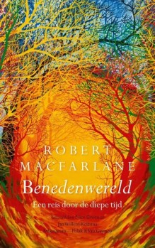 Omslag Benedenwereld - Robert Macfarlane