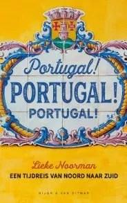 Omslag Portugal! Portugal! Portugal! - Lieke Noorman