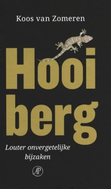 Omslag Hooiberg - Koos van Zomeren