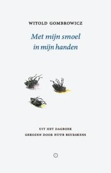 Omslag Met mijn smoel in mijn handen - Witold Gombrowicz