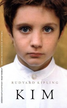 Omslag Kim - Rudyard Kipling