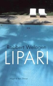 Omslag Lipari - Robbert Welagen