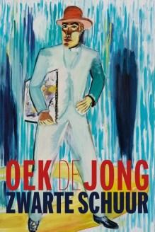 Omslag Zwarte schuur - Oek de Jong