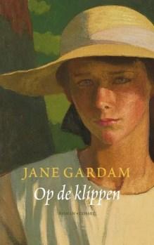 Omslag Op de klippen - Jane Gardam
