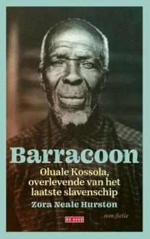 Omslag Barracoon - Zora Neale Hurston