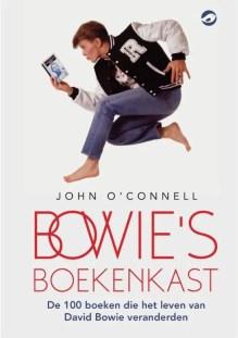 Omslag Bowie's Boekenkast - John O'Connell