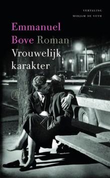 Omslag Vrouwelijk karakter - Emmanuel Bove