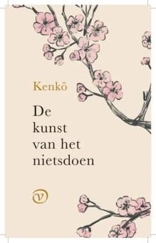 Omslag De kunst van het nietsdoen - Kenko