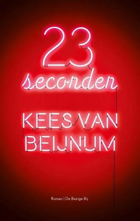 Omslag 23 seconden - Kees van Beijnum