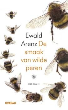 Omslag De smaak van wilde peren - Ewald Arenz