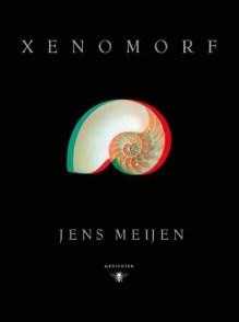 Omslag Xenomorf - Jens Meijen