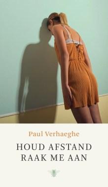 Omslag Houd afstand, raak me aan - Paul Verhaeghe