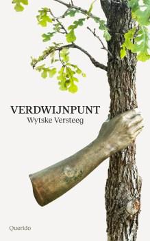Omslag Verdwijnpunt - Wytske Versteeg
