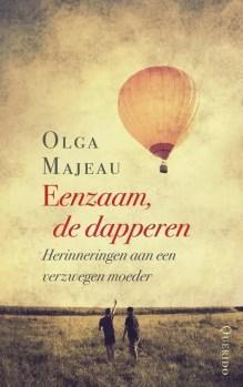 Omslag Eenzaam, de dapperen - Olga Majeau