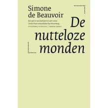 Omslag De nutteloze monden - Simone de Beauvoir